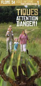 Tiques Attention danger !