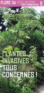 Plantes invasives Tous concernés !
