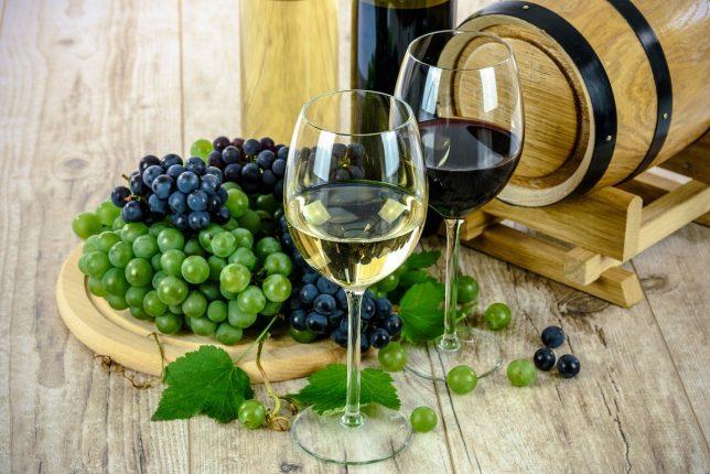 Vente de vin biologique avec possibilité de soutenir FLORE 54