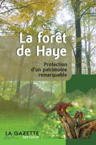 couverture livre Forêt de Haye